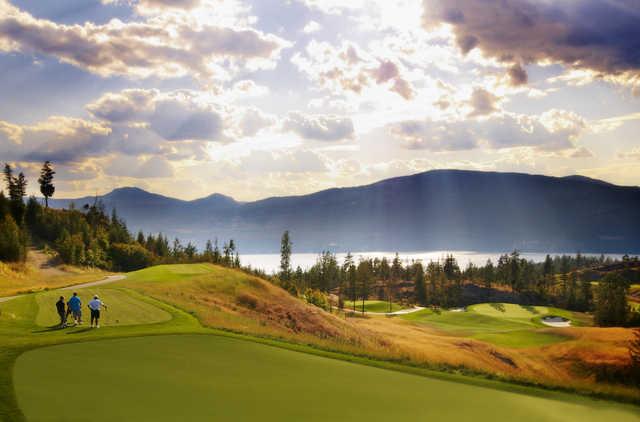 Predator Ridge Golf Resort In Vernon Predator Ridge Golf