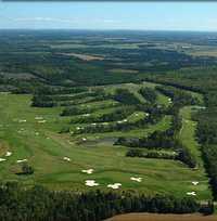 Avondale GC: Aerial view