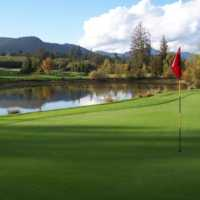 View from the Sechelt Golf Course