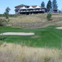 A view of the clubhouse at Eaglepoint Golf Resort