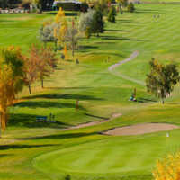 A view from Merritt Golf and Country Club