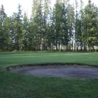 A view of the 6th hole at Pipestone Golf Club