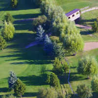 Aerial view from Meadowlands Golf Club