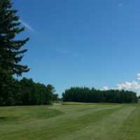 A view from a fairway at Wainwright Golf and Country Club