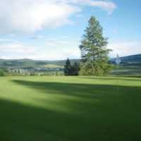 View of the 4th green at Coyote Rock Golf Course
