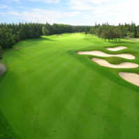 Links at Crowbush Cove: View from the 2nd fairway
