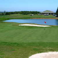 Andersons Creek GC: View from the 10th green