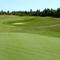 Andersons Creek GC: View from the 11th green