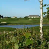 Andersons Creek GC: The clubhouse
