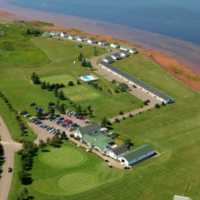 Rustico Resort Golf & Country Club: Aerial view