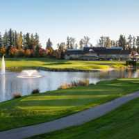 A sunny day view from Northview Golf and Country Club