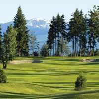 Crown Isle GC: View from #6