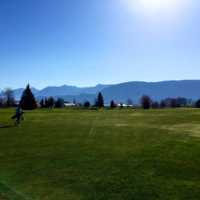 A sunny day view from Royalwood Golf Club