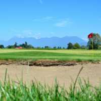 A view of a hole at Royalwood Golf Club