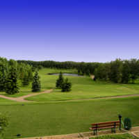 A view from Montgomery Glen Golf & Country Club