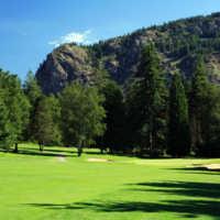 Castlegar GC: View from #10