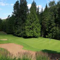 Kokanee Springs: 11th green