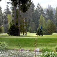 View from Cultus Lake GC