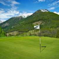 A view of a hole at Greywolf Golf Course