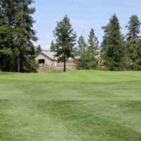 A view of hole #2 at Summerland Golf Club
