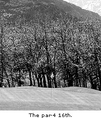 Waterton Lakes Golf Club