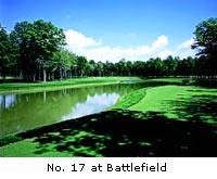 No. 17 at Battlefield