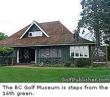 The BC Golf Museum