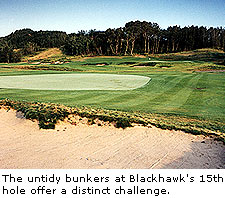 The Blackhawk Golf Club