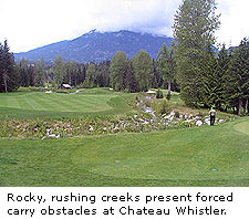 Chateau Whistler Golf Club
