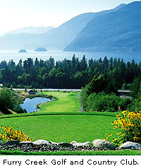 Furry Creek Golf and Country Club