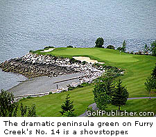 Furry Creek's No. 14