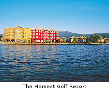 The Harvest Golf Resort