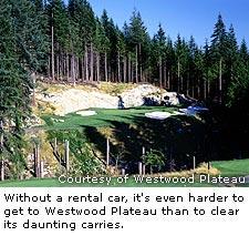 Vancouver Golf Shuttle