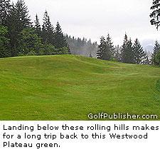Westwood Plateau
