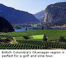 Okanagan Region