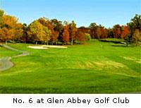 No. 6 at Glen Abbey Golf
