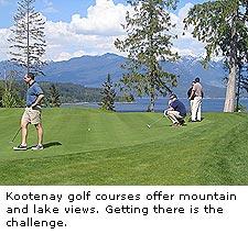 Kootenay Golf Course