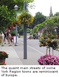 York Region Main Street